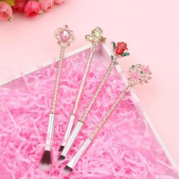 4Pcs Rose Flower