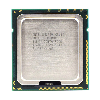 Originalus CPU Intel Xeon X5687 Quad-Core 130W LGA1366 CPU Procesorius